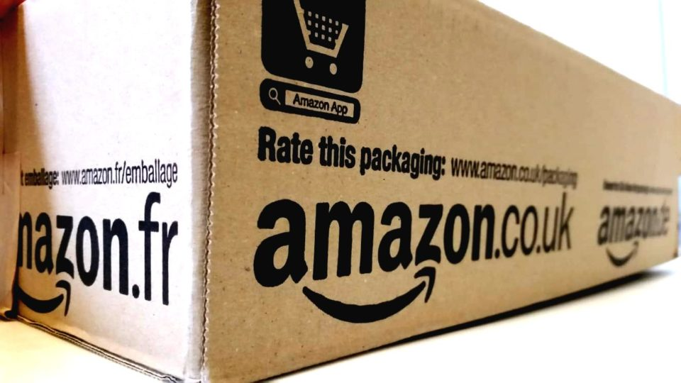 Amazon Paket, Beispielbild, kasaan media, 2019