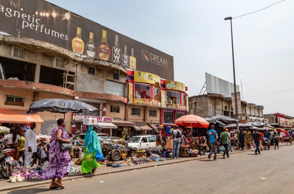 Abidjan, 2019